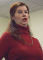 12/2009 Holiday Concert:  Laura Kubelka