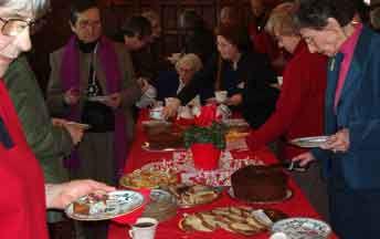 2/16/2005 Program Meeting: Luncheon