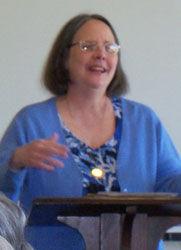 5/2010 Program Meeting:  Program Chiar Melissa Cook