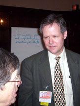 2/15/2006 Program Meeting:  James Cappleman