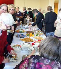 10/2009 Program Meeting:  Robert Richards luncheon