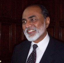10/2008 Program Meeting:  Imam Abdul Malik Mujahid