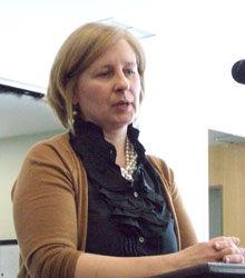 2/2010 Program Meeting:  Ann Marie Lipinski