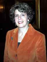 1/19/2005 Program Meeting:  Cindy Levitt