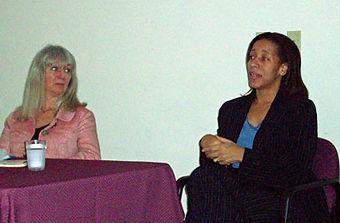 2/2009 Program Meeing: Karen Thomsen and Pam Bozeman