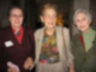 Luncheon:  Debby Franczek, Dorothy Patton, Marie Schilling, Barbara Wagner and Diana Stokes