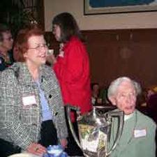 Bonnie Umeh and Jane Thain