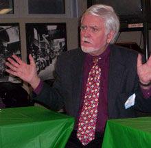 3/15/2006 Program Meeting:  Joseph M Williams