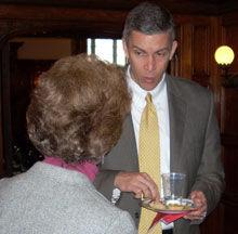2/2008 Program Meeting:  Arne Duncan