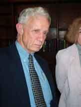 2/16/2005 Progam Meeting:  David Bevington