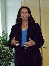 2/2009 Program Meeting: Pam Bozeman of the Blue Gargoyle