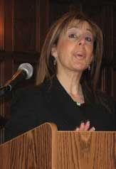 4/18/2007 Program Meeting:  Roberta Rosenthal