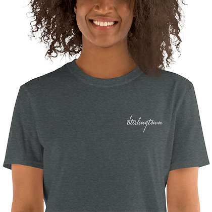 Classic Embroidered Tee