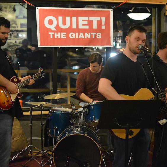 Quiet! The Giants