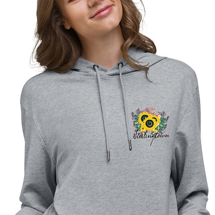 Sunny Embroidered Lightweight Hoodie