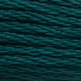 DM117-3808 STRANDED COTTON 8M SKEIN Petrol Blue