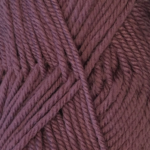 Crucci - 8ply Merino Wool Sh 16 Mauve Rose