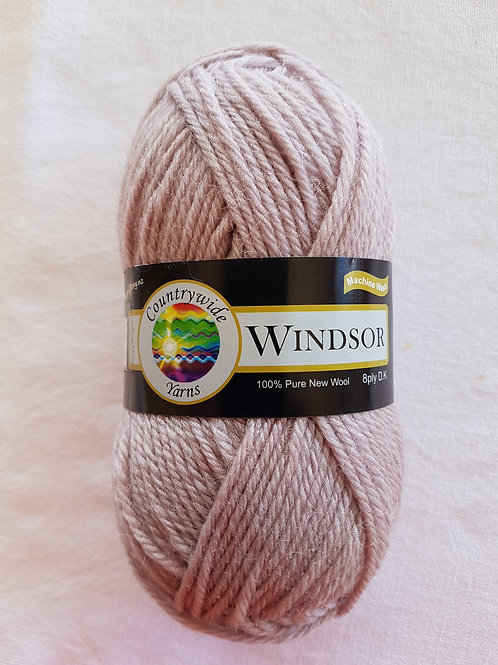 Windsor Standard 8 PLY DK 100% Wool 50gm Light Biege