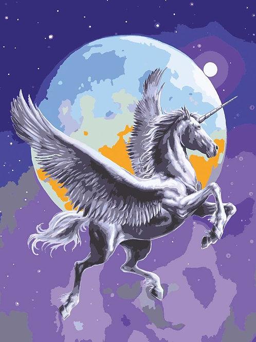 Grafitec Printed Tapestry Moonlight Pegasus