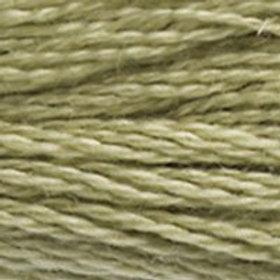 DM117-3013 STRANDED COTTON 8M SKEIN Resin Green