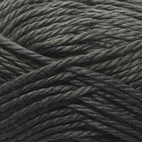 Crucci - 8ply Adelle Acrylic yarn Sh 118 Charcoal