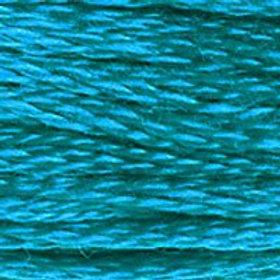 DM117-3844 STRANDED COTTON 8M SKEIN Electric Blue