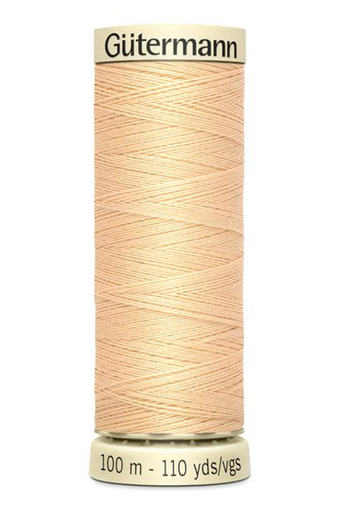 Gutermann Sew all Thread 100% polyester 100m #006