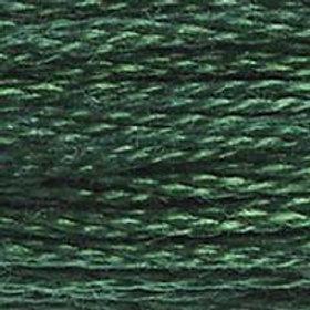 DM117-0319 STRANDED COTTON 8M SKEIN Shadow Green