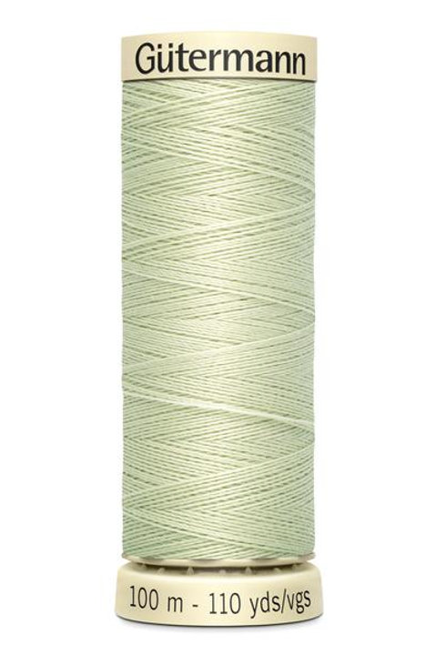 Gutermann Sew all Thread 100% polyester 100m #818
