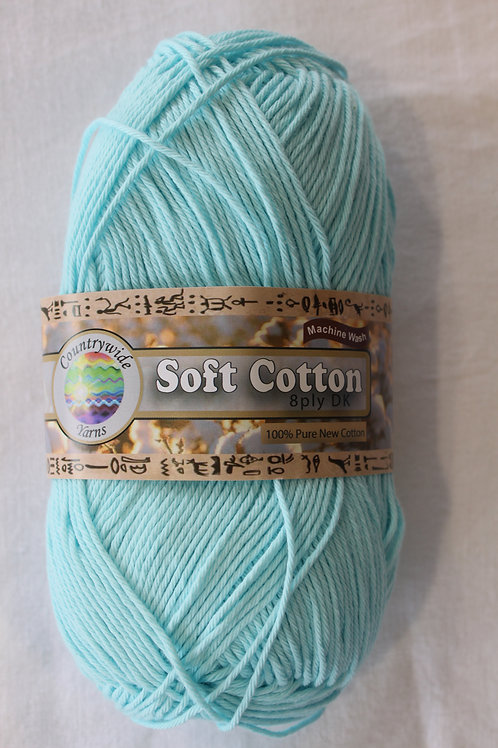 Soft Cotton 8PLY DK 100% Cotton Shade 34