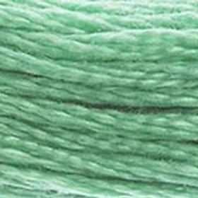 DM117-0563 STRANDED COTTON 8M SKEIN Celadon Green
