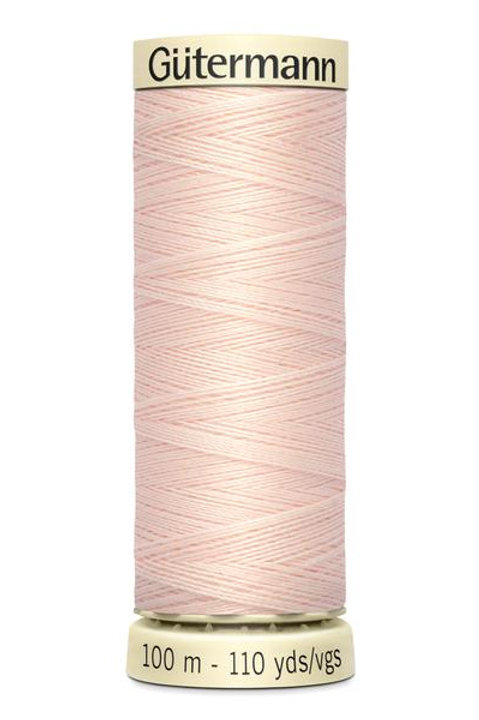 Gutermann Sew all Thread 100% polyester 100m #210