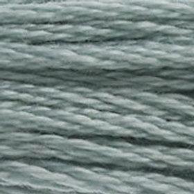 DM117-0927 STRANDED COTTON 8M SKEIN Oyster Grey