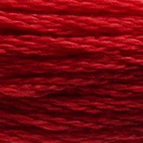 DM117-3705 STRANDED COTTON 8M SKEIN Pale Red