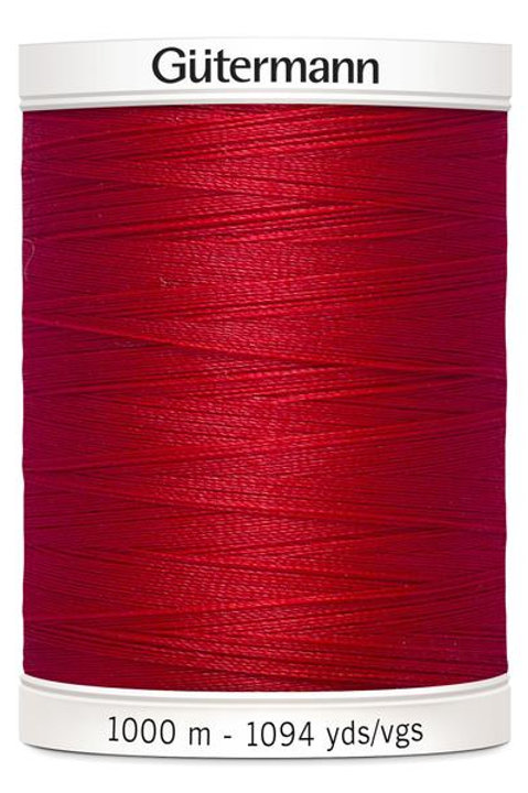 Gutermann Sew all Thread 100% polyester 1000m #156