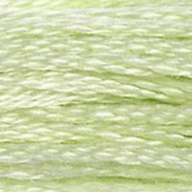 DM117-0772 STRANDED COTTON 8M SKEIN Celery Green