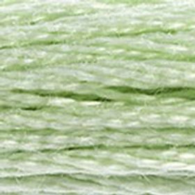 DM117-0369 STRANDED COTTON 8M SKEIN Bamboo Leaf Green