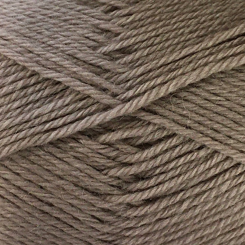 Crucci - 4ply 100% Pure New Zealand Soft Wool Sh 11 Taupe