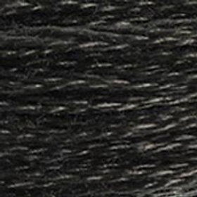 DM117-0844 STRANDED COTTON 8M SKEIN Pepper Black