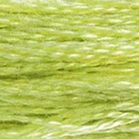DM117-0472 STRANDED COTTON 8M SKEIN Bud Green