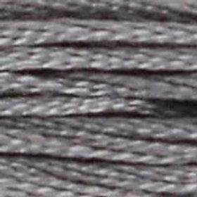 DM117-0004 STRANDED COTTON 8M SKEIN DARK TIN