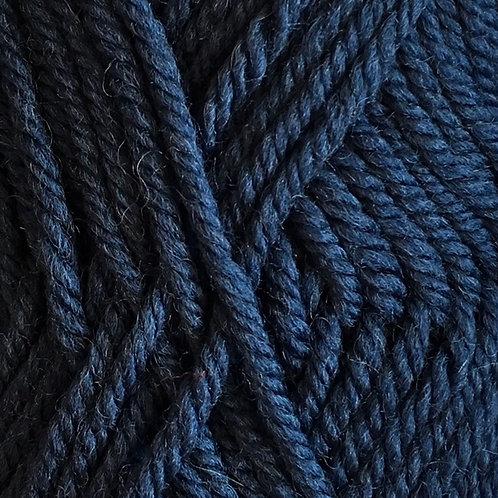 Crucci - 8ply Merino Wool Sh 9 Navy