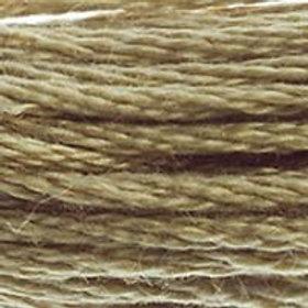 DM117-0612 STRANDED COTTON 8M SKEIN String Brown