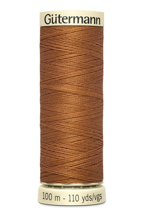 Gutermann Extra Strong Thread 100% polyester 100m #448
