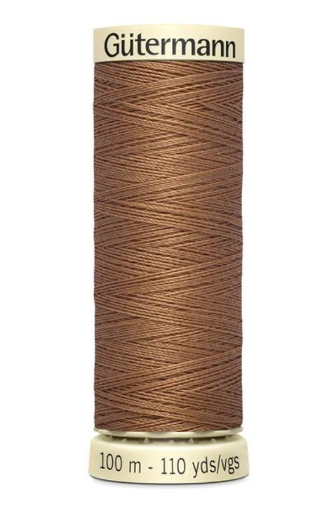 Gutermann Sew all Thread 100% polyester 100m #842