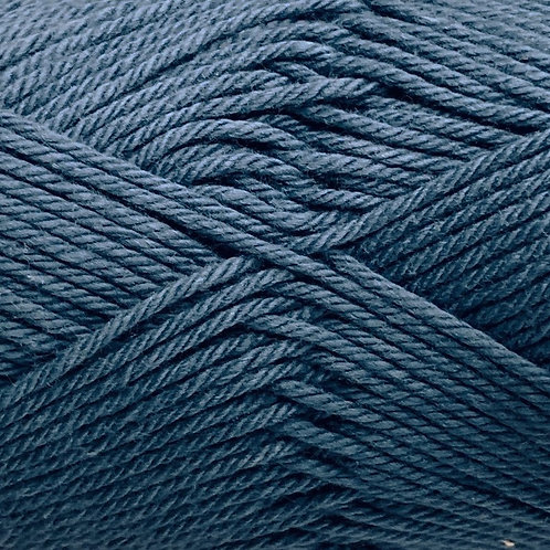 Crucci - 8ply 100% Pure Cotton Sh 114 Big Blue