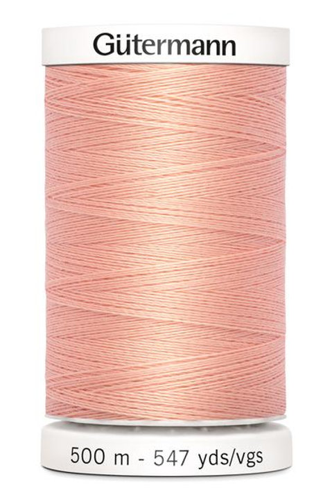 Gutermann Sew all Thread 100% polyester 500m #165