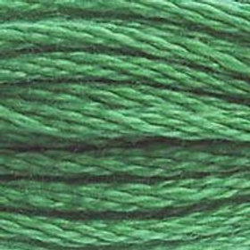 DM117-0562 STRANDED COTTON 8M SKEIN Malachite Green