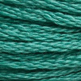 DM117-3848 STRANDED COTTON 8M SKEIN Medium Teal Green