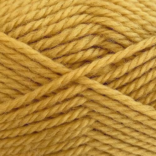 Crucci - 8ply 100% Pure Soft Wool Sh 185 Mustard